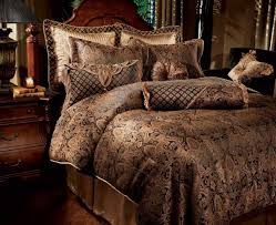 Impressive Luxury Bedroom Comforter Sets For Comfortable Room Settings Elegant Nuance At Contemporary Decorated