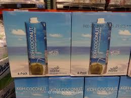 Koh Coconut Water Costco 2