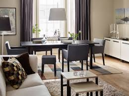 Ikea Dining Room Lighting by Ikea Dining Room Cabinets Brick Wall Decoration Ideas Fur Rugs