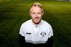 100 Andy Rodgers Signing News East Stirlingshire FC