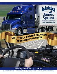 James Sprunt CDL / Truck Driving Luncheon By James Sprunt Community ... Tidewater Trucking Best Image Truck Kusaboshicom Traing Performance Tracking Sti Services Fmcsa Penske Support Programs To Place Veterans In Commercial Pin By Jacob Thompson Arnone On Jb Hunt Trucks Pinterest Daniel Mullins Inc Home Facebook I74 Illinois Part 7 Grants Port Of Virginia Starts New Truckappoiment System At Norfolk Tcc Manufacturing Transportation Pathway Career Studies