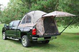 Napier® 57122 - Mossy Oak Break-Up Sportz Camo Truck Tent