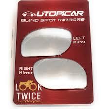 100 Semi Truck Mirrors Amazoncom Utopicar Blind Spot Unique Design Car Door