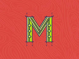 M Animated by Gweno Dribbble