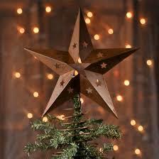 Christmas Tree Star TopperStar