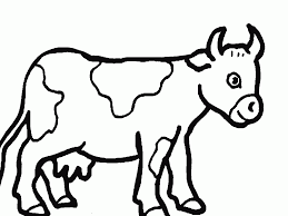 Luxury Cow Coloring Pages 80 About Remodel Gallery Ideas With