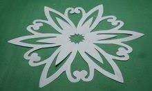 How To Make Paper Cutting Designs Step By Lovely Snowflakes Easy