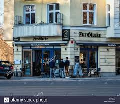 berlin wilmersdorf zur glocke restaurant bar die