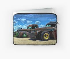1941 Ford Pickup And 1948 GMC Pickup Truck Rat Rods