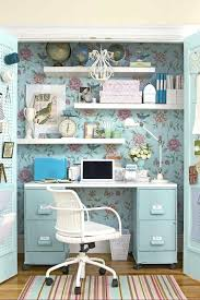 Ikea Home Office Storage Closet Ideas Small Spaces Wall Shelving In A