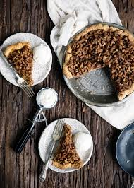Pumpkin Pie With Pecan Praline Topping by Maple Bourbon Pecan Pumpkin Pie Broma Bakery