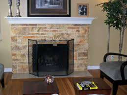 Modern Concept Brick Fireplace Mantel Ideas Fireplace Decorating