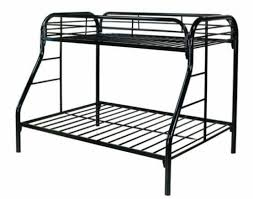 Walmart Twin Over Full Bunk Bed by Metal Frame Bunk Bed With Futon Roselawnlutheran