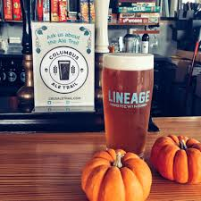 Long Trail Imperial Pumpkin Ale by The Very Best Beer From Each Of The 15 Local Brewery Pubs In