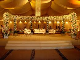 Best Wedding Stage Decoration With Flowers