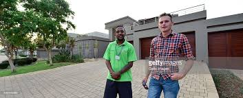 Young businessmen rent Oscar Pistorius s house s and
