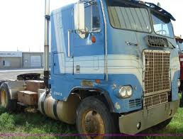 100 Cabover Truck For Sale 1978 Freightliner Cabover Semi Truck Item 1016 SOLD Au