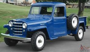 4 Door Willys Truck - Bing Images | Willys! TRUCK | Pinterest | Vehicle
