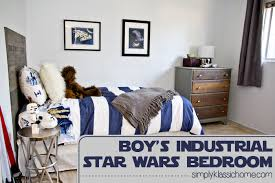 Star Wars Room Decor by Industrial Star Wars Room Design Dazzle