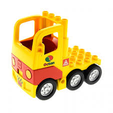 1 X Lego Brick Yellow Duplo Truck Semi-Tractor Cab With Yellow Duplo ... Tagged Octan Brickset Lego Set Guide And Database Duplo Town Tow Truck 10814 Walmartcom Playing With Bricks 60016 Tanker Review Lego Duplo Buy Online In South Africa Takealotcom Moc Shell Tanker Eurobricks Forums Brickcreator Semi Tractor Trailer Review 60132 Service Station Ville 5605 Ebay Ideas Product Ideas American Style Oil Racing Pit Crew Wtruck Group Photo Truck Flickr Amazoncom City Tank 3180 Toys Games City Grand Prix Formula Race Car