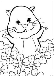 Zhu Pets Coloring Pages 26