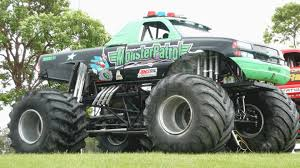 Pin By Tami Elise On Trucks | Pinterest | Monster Trucks, Monsters ...