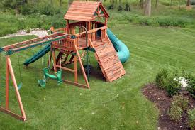 Exteriors. Fantastic Kids Friendly Backyard Designs ... Landscaping Ideas Kid Friendly Backyard Pdf And Playgrounds Playground Accsories A Sets For Amazoncom Metal Swing Set Swingset Outdoor Play Slide For Children Round Yard Kids Free Images Grass Lawn Summer Young Park Backyard Playing Home Decor Design Steel Discovery Prairie Ridge All Cedar Wood With Patio Area And Stock Photo Refreshing Your Kids Carehomedecor Fun Ways To Transform Your Into A Cool Weston Walmartcom Backyards Bright Small Cream