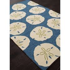 Beautiful Nautical themed area Rugs 50 s