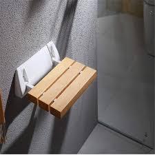 nbzly duschsitz zur wandmontage wohnzimmer klappbare badbank