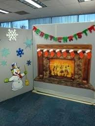 Christmas Office Decorating Ideas For The Door by Office Holiday Decorating Ideas U2013 Adammayfield Co