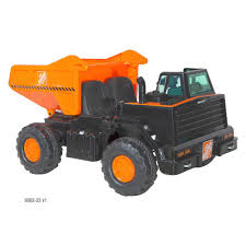 100 12 Yard Dump Truck The Home Depot Volt Kids 880333 The Home Depot