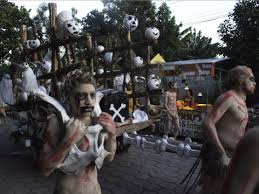 Spanish Countries That Celebrate Halloween by How Halloween Is Celebrated Around The World Business Insider