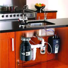 badger garbage disposal installation how to install a knock out