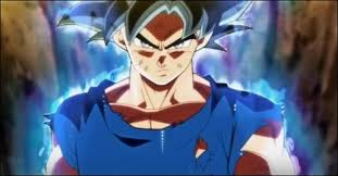 Ultra Instinct Omen Goku
