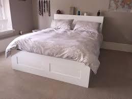 IKEA Bed with Storage Under — Modern Storage Twin Bed Design
