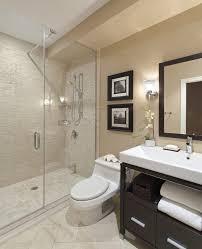 bathroom ideas neutral colors bathroom contemporary with dark wood