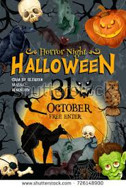 Free Halloween Flyer Templates by Halloween Flyer Stock Images Royalty Free Images U0026 Vectors