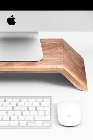 Imac Monitor Desk Mount by Best 25 Monitor Stand Ideas On Pinterest Monitor Stand Ikea