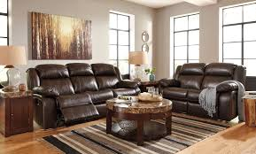 Claremore Antique Sofa And Loveseat by Branton Antique Power Reclining Sofa From Ashley U7190187