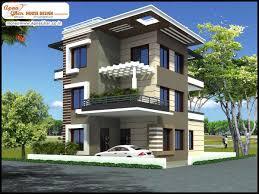 100 Triplex Houses Pin By Apnaghar On House Design Garage House Plans