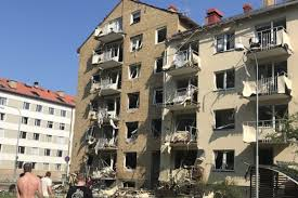 100 Apartments In Gothenburg Sweden Its Time For To Admit Explosions Are A National