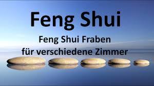 feng shui farben für verschiedene zimmer