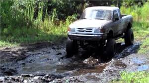 100 Videos Of Big Trucks Ford Mudding Elegant Jacked Up Ranger Mudding At