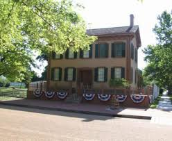 Sinking Springs Ohio Funeral Home by Trailing Lincoln Civil War Trust