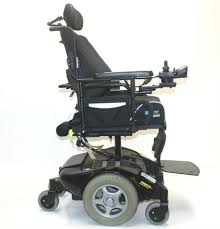 invacare pronto m91 power wheelchair seat elevate tilt 19 x