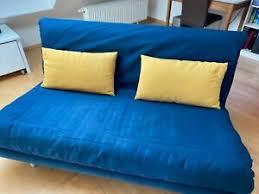 sofa blau gelb wohnzimmer ebay kleinanzeigen