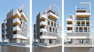 100 Apartment Architecture Design Architect Chania Architectural Design Firm Schetakis