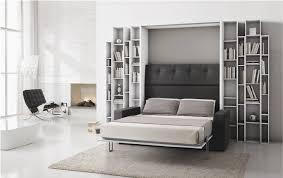 canapé lits lit escamotable gain de place