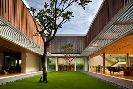 100 Wallflower Architecture Enclosed Open House Design