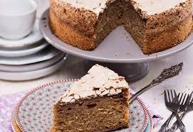 walnuss baiser torte